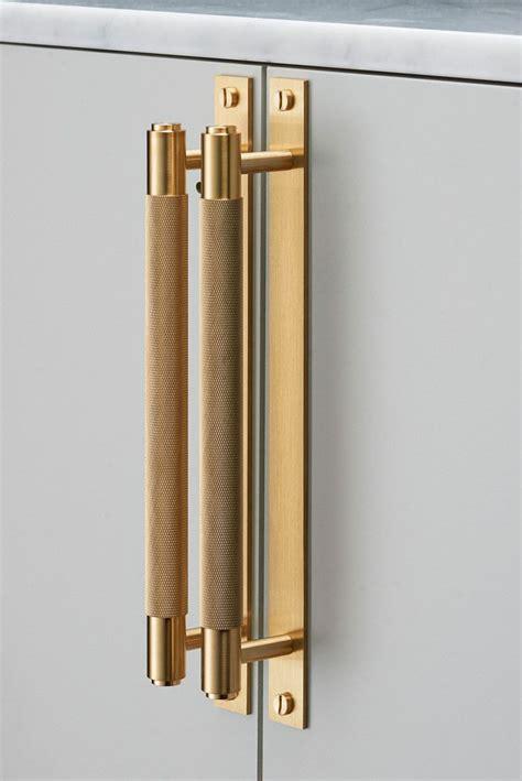 brass kitchen cabinet handles new hardware range from buster punch hardware