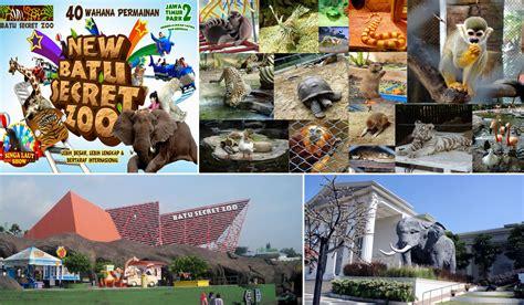 obyek wisata batu secret zoo
