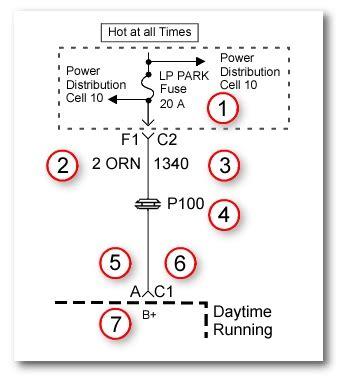 Automotive Wiring Diagram Symbols Conventional