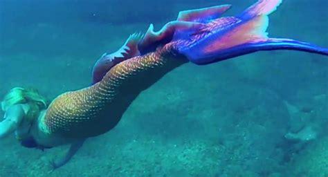 Mermaidmelissa Real Mermaid