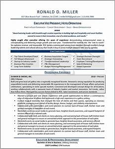 Executive resume samples professional resume samples for Executive cv