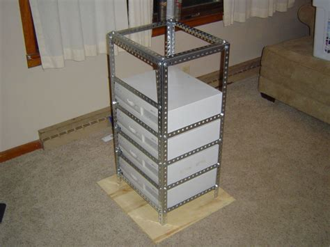diy server rack 1000 images about server racks on