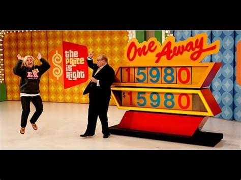 The Price Is Right  Manuel's Blooper Funny Game 2015 Hd