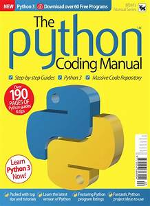 The Python Coding Manual Vol 20