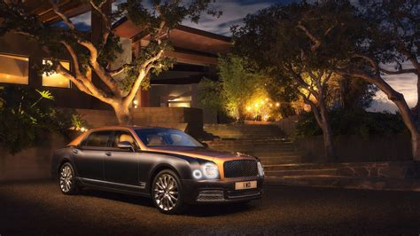 2017 Bentley Mulsanne Extended Wheelbase Wallpaper