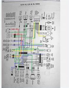Honda Xl185s Wiring Diagram