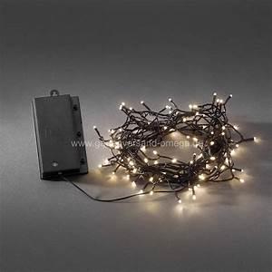 Weihnachtsbeleuchtung Mit Batterie Und Timer : batteriebetriebene led lichterkette f r aussen warm wei balkonlichterkette ~ Orissabook.com Haus und Dekorationen