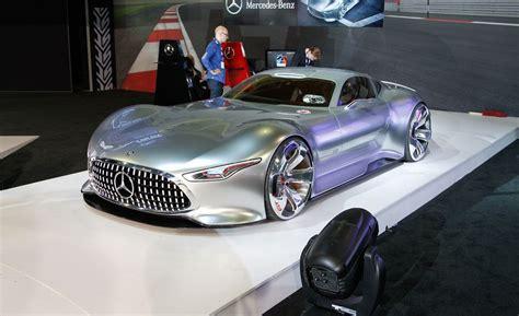 Mercedes-benz Amg Vision Gran Turismo Concept Photos And