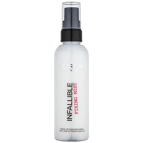 L Oreal Infallible Spray l or 201 al infallible spray fixateur de maquillage