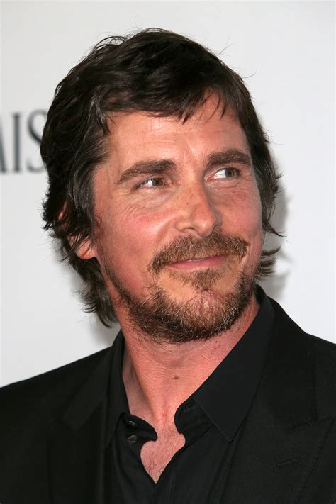 Christian Bale Attends The Promise Premiere