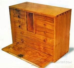 #1452 Tool Box Plans • WoodArchivist