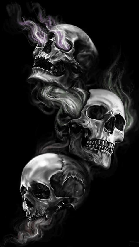Good Wallpaper Android Skull Graphic  Best Wallpaper Hd