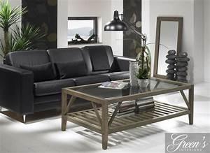 Couchtisch Glas Grau : couchtisch mit glasplatte eiche grau dam 2000 ltd co kg ~ Markanthonyermac.com Haus und Dekorationen