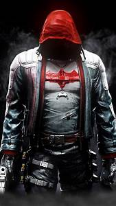 RED HOOD ARKHAM KNIGHT by JPGraphic on @DeviantArt ...
