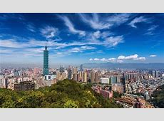 How Big Is The Island Of Taiwan? WorldAtlascom