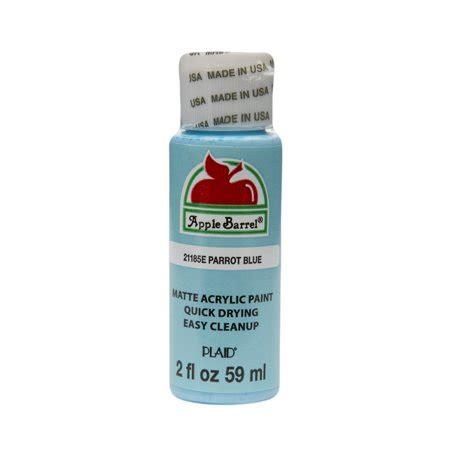 apple barrel paint colors apple barrel colors blue paint 2 fl oz walmart