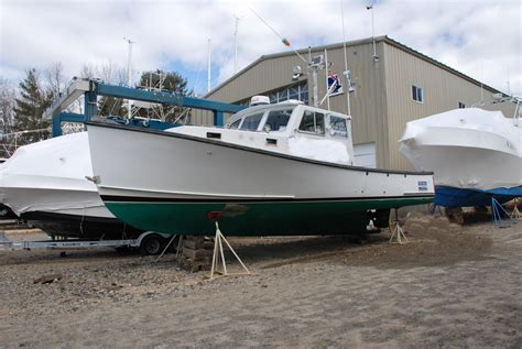 Tuna Boats For Sale In Maine by 1993 Duffy Downeast Lobster Tuna Power Boat For Sale Www