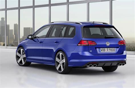 volkswagen wagon volkswagen golf r variant wagon revealed performancedrive