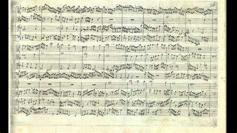 Die Kunst Der Putzfassade by Bach Die Kunst Der Fuge Bwv 1080 Part Ii Cembalo