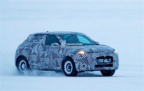 Citroen Ds3 2020 by 2019 Ds3 Crossback Spied Testing In Sub Zero Weather