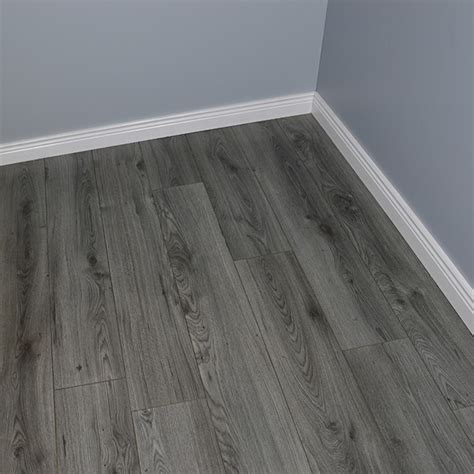 Origins 7mm Millennium Oak Grey Laminate Flooring   Save