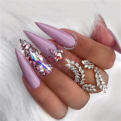 Best Shade Of by Best Shades Of Lavender Color Nails For You Crazyforus