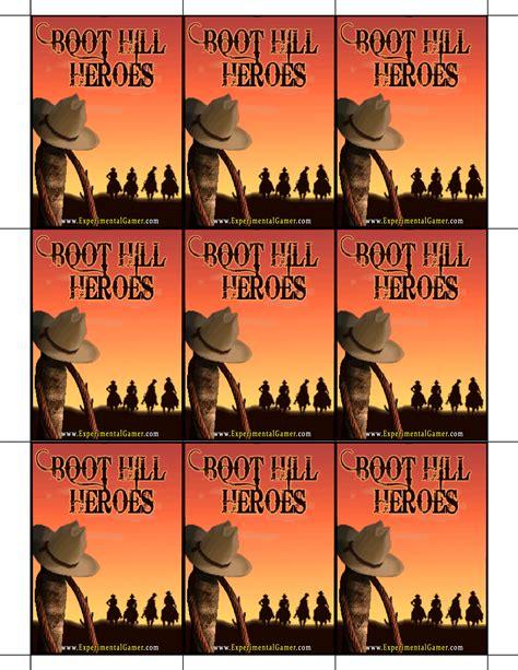 mafia print  cards