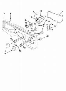 Whirlpool Model Lhw0050pq4 Residential Washers Genuine Parts