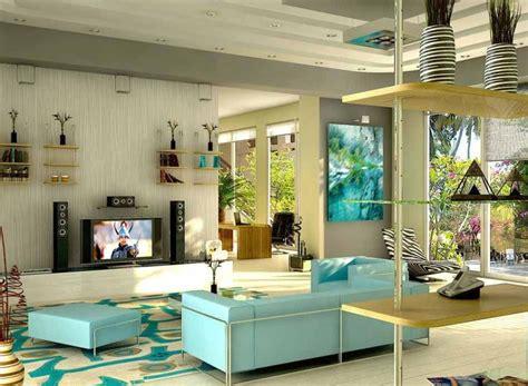 Denah Desain Gaya Dekorasi Interior Rumah Eropa Minimalis