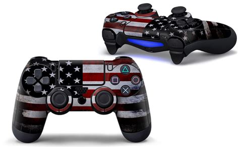 American Flag Playstation 4 Controller Skin