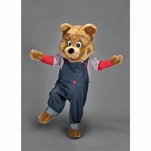 Playtime Bear Mascot Costume