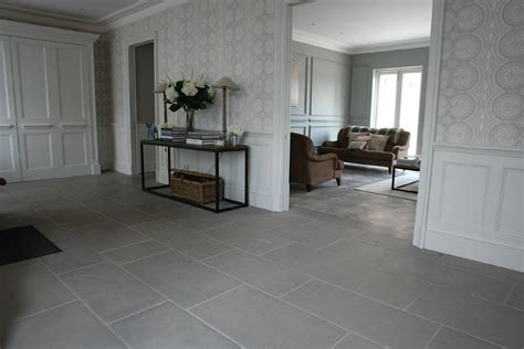 Stone flooring informational guide and review   Open floor