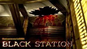 Black, Station, Dark, Ambient, Music, Creepy, Horror, Music