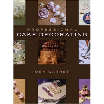 cake decorating techniques in professional cake decorating