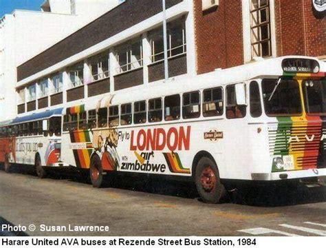zimbabwe buses