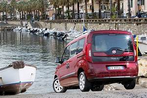 Fiche Technique Fiat Doblo Trekking 1 6 Multijet 120 2019