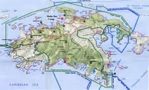 St. John Vi Map