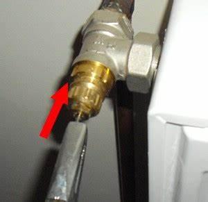 demonter et debloquer les tetes de robinet radiateur le With fuite robinet radiateur chauffage