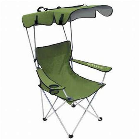 chair with canopy rainwear