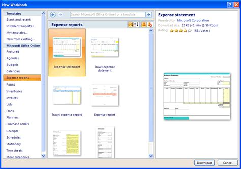 microsoft office  templates