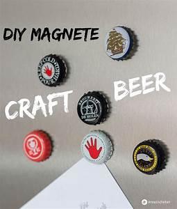 Magnete Für Möbeltüren : diy kronkorken magnete geschenkidee f r craft beer fans ~ Sanjose-hotels-ca.com Haus und Dekorationen