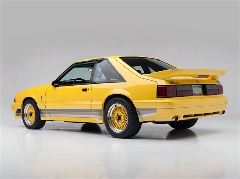 1988 Saleen Ford Mustang Muscle G Wallpaper