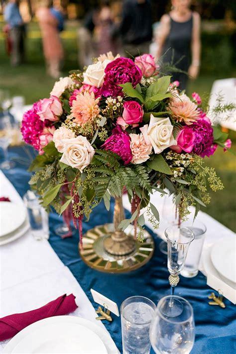 Wedding Vase Rentals - gold flower pedestal vases bend rentals