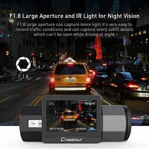 Crosstour Dash Cam : crosstour cr700 dash cam 1080p fhd dvr review ~ Kayakingforconservation.com Haus und Dekorationen