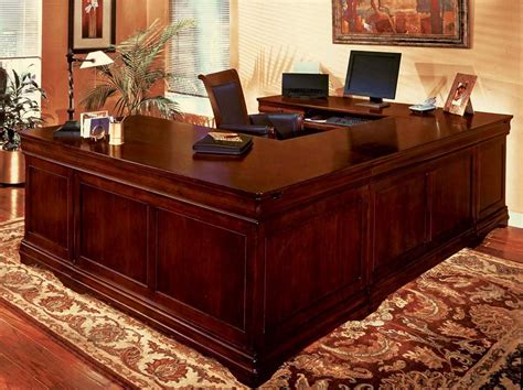 small u shaped desk u shaped office desk with hutch antique all about house