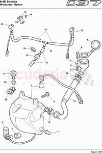 Aston Martin Db7  1995  Windscreen Washers Parts