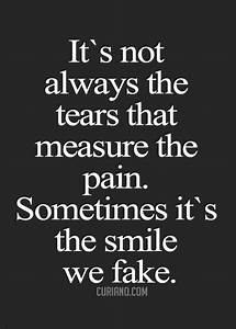 9 Daily Inspirations for Today | Fake smile quotes, Fake ...