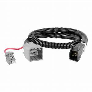 Curt Custom Trailer Brake Controller Wiring Harness