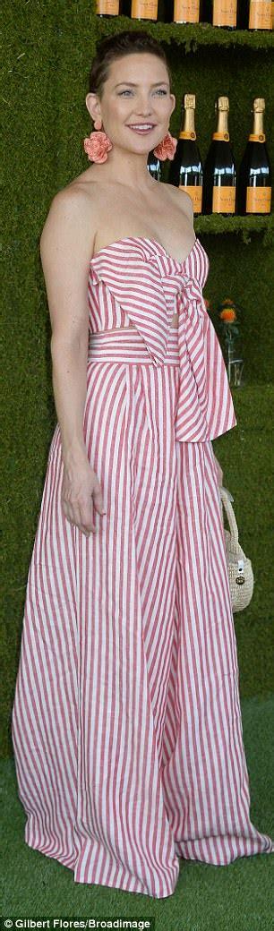 Kate Hudson and Katharine McPhee wow at Veuve Clicquot ...