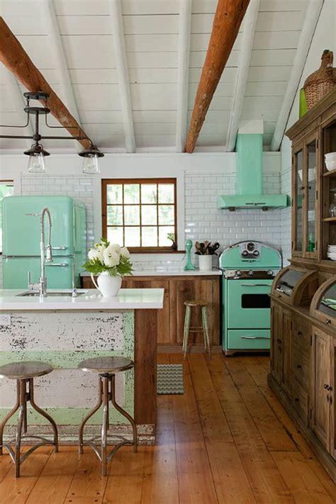 retro kitchen ideas decoholic